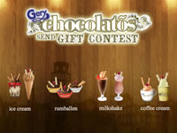 Chocolate Wafer Stick - Chocolagift Game